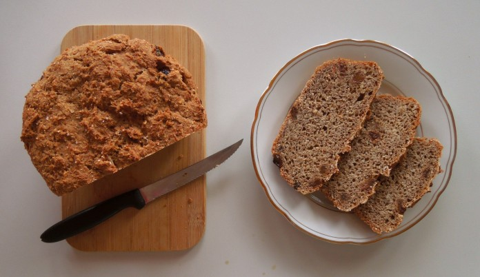 Whole bread recipe